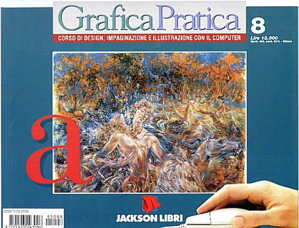 Elviro Langella, Grafica Pratica