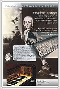 Viaggio nell Storia del Pianoforte Retro
