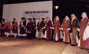 Gemellaggio Naxos - Festa Madonna Raccomandata