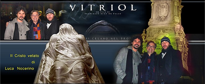 VITRIOL, il cast